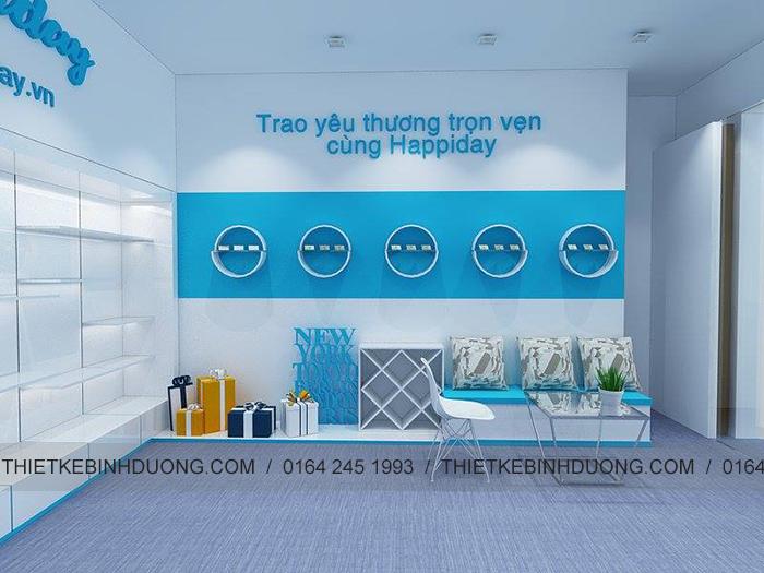 thiết kế shop đẹp tại bình dương 01