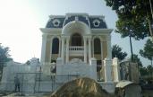 thiết kế thi công biệt thự cổ điển ở bình dương