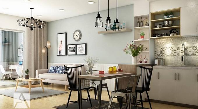 những điều nên và không nên khi trang trí phòng ăn nhà biệt thự