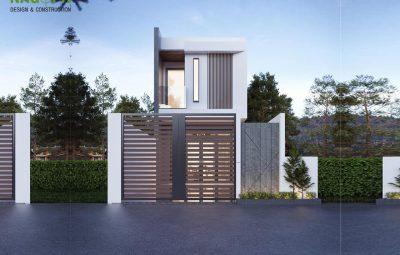 thiết kế nhà phố 4x14m tại hiệp an thủ dầu một 02