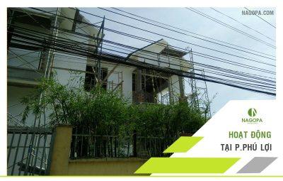 công ty thiết kế nhà tại phường phú lợi