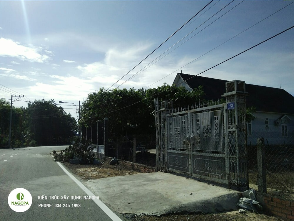 khảo sát thực địa xây dựng tại phường định hòa 04