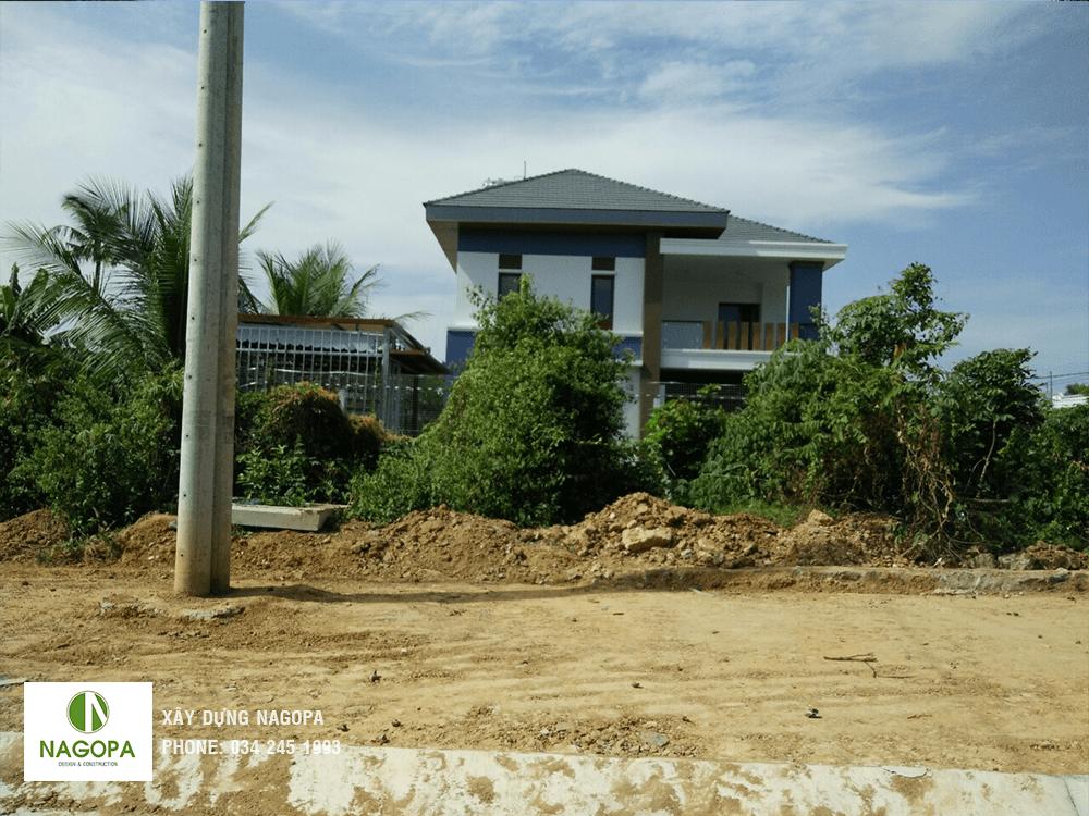 khảo sát thực địa xây dựng tại phường tương bình hiệp